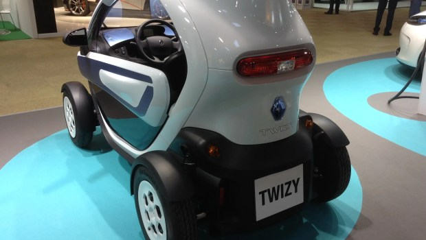 Renault Twizy Back