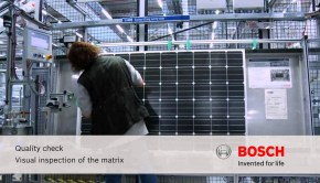 SolarWorld Buys Bosch's Solar Arm