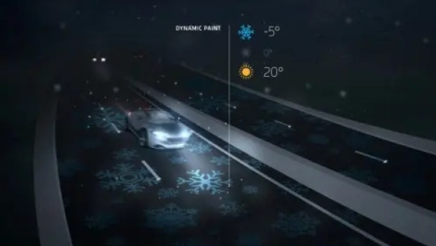 Smart-Highway-Weather-Markings