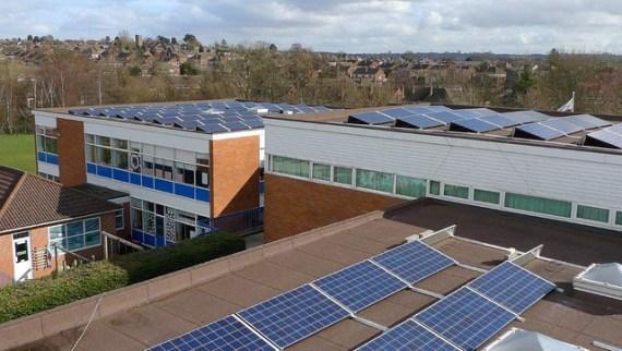 solar schools uk