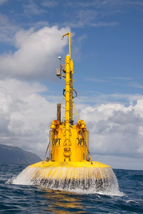 us navy wave energy converter powerbuoy
