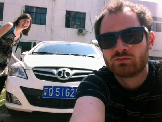 EV rental Beijing 8
