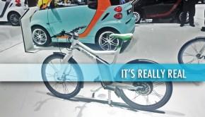 smart e bike