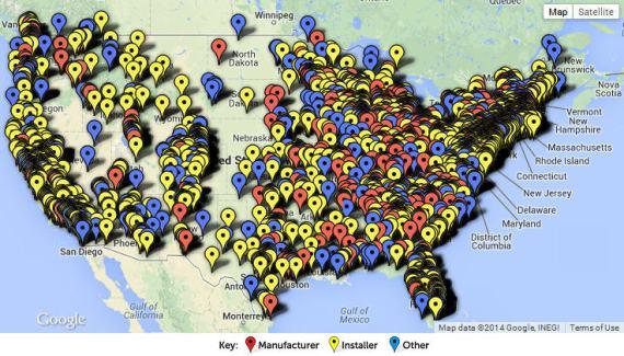 7 National Solar Database 8-13-14