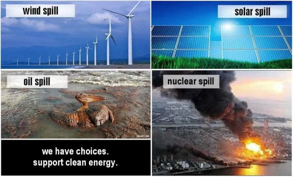 8 Renewables Spills Solar Wind Oil Nuclear2