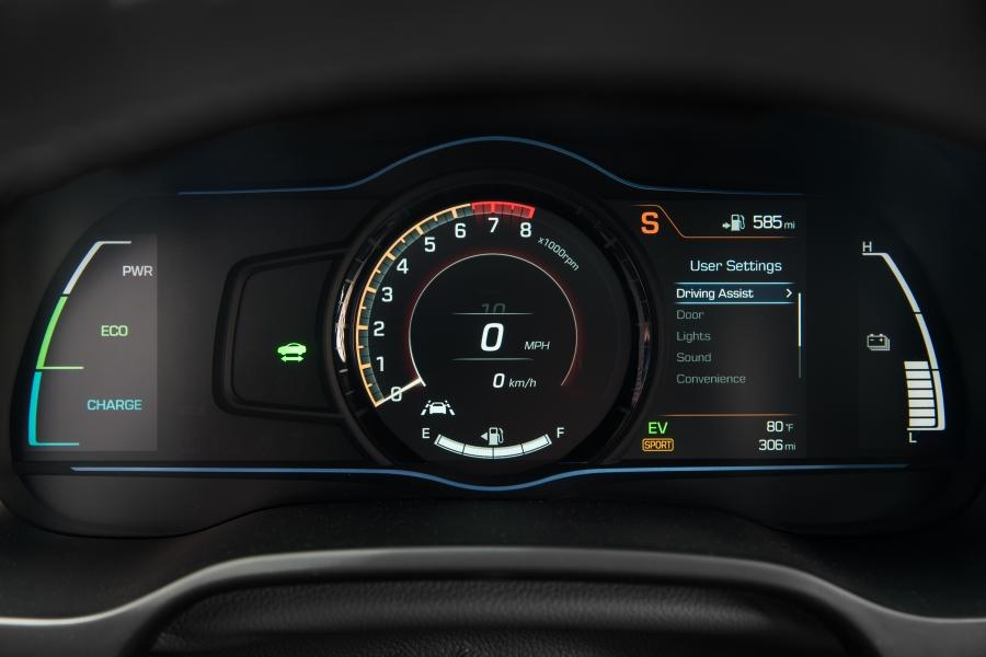 2017 Hyundai Ioniq Hybrid  Electric (CleanTechnica Review