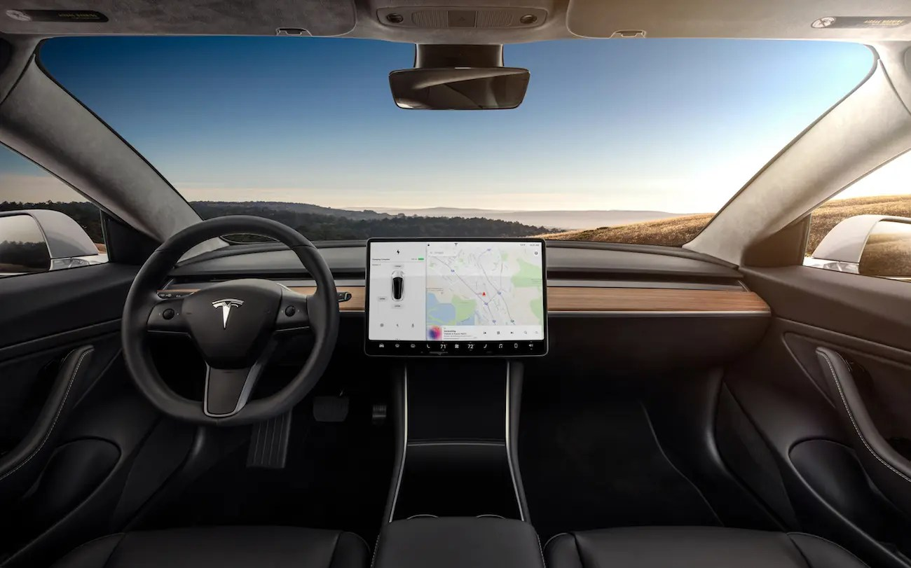 Tesla Model Y Interieur New Tesla Interior Options Include The Best Ever Cleantechnica