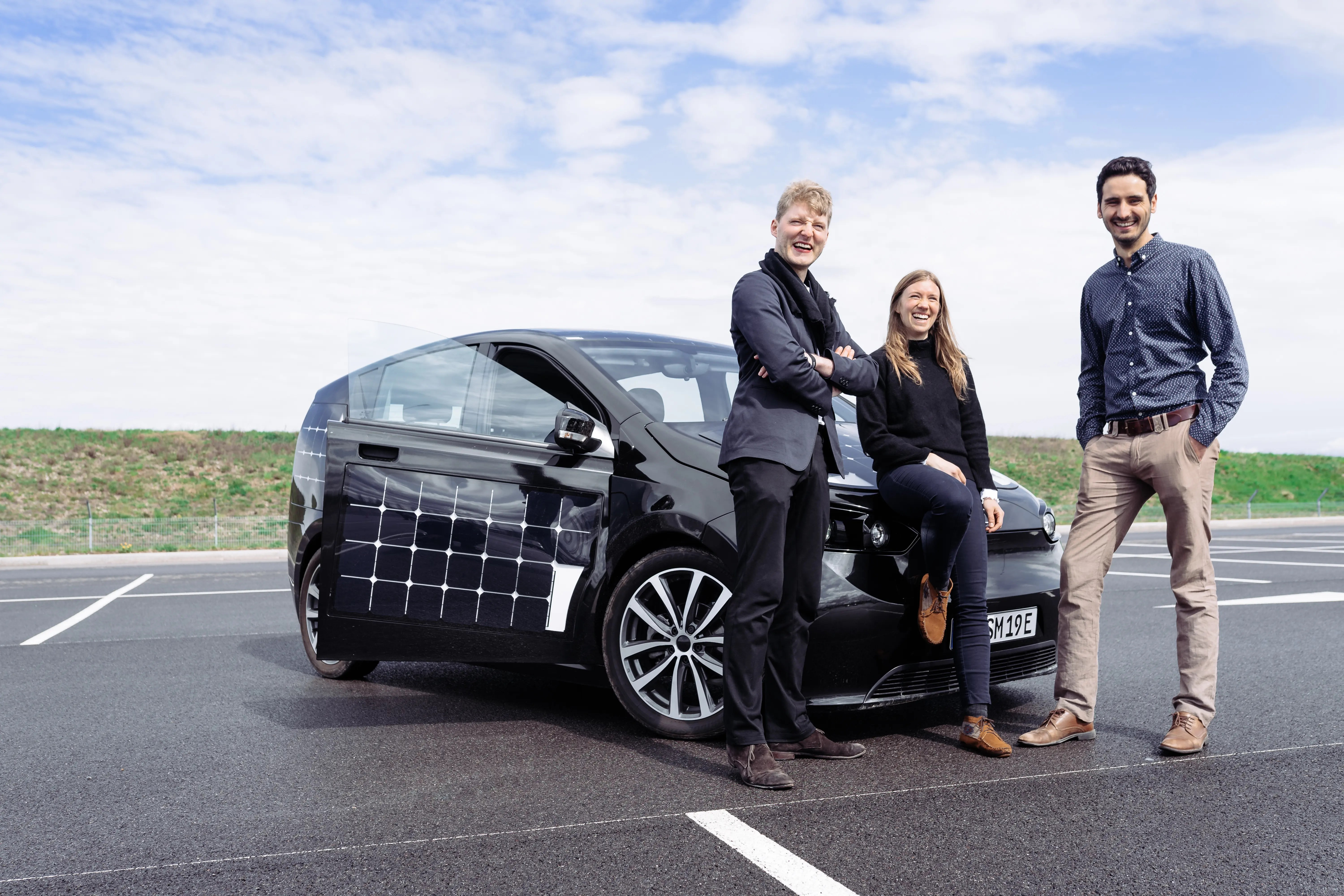Garage Honda Sion The Solar Powered Sion Electric Car Will Be Powered By Batteries
