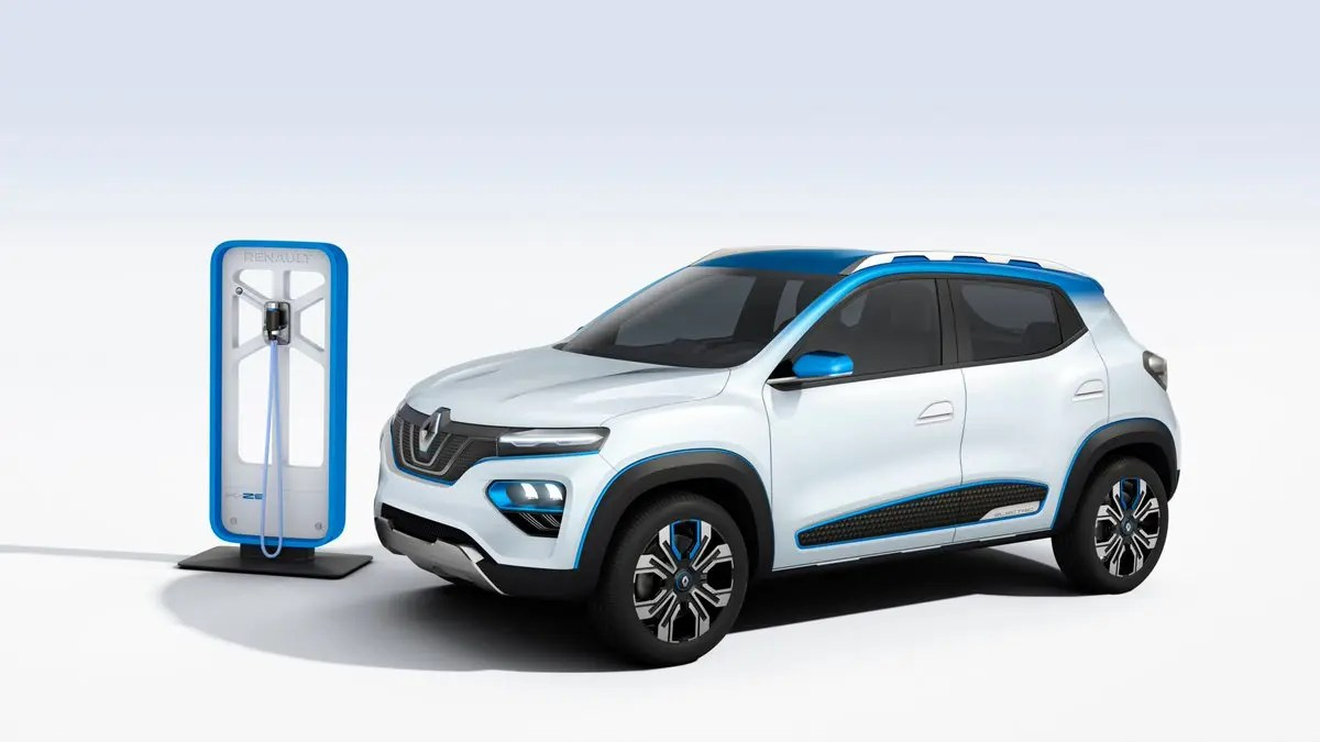 Cuv Car Renault Introduces Electric Cuv City Car Previews New Mobility