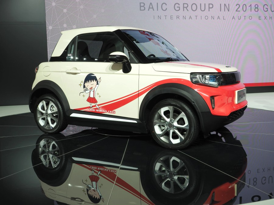 The LITE, which went on sale in late 2017, is a different kind of city EV. Like those others, it\u0027s not that expensive, starting at 86,800 RMB (around ...