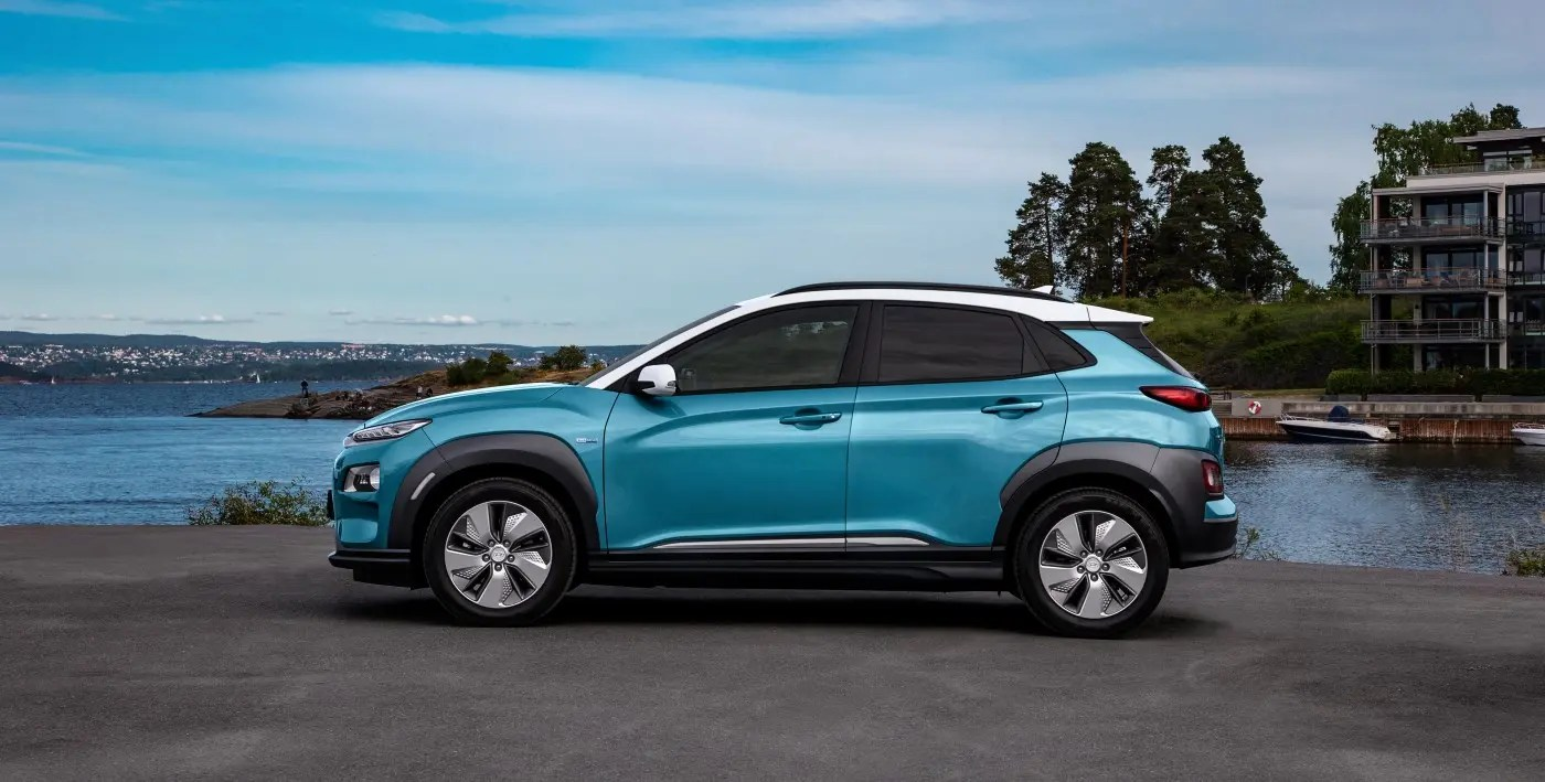 Cuv Car Hyundai Kona Ev Pricing 36 450 To 44 650 Best Cuv Available