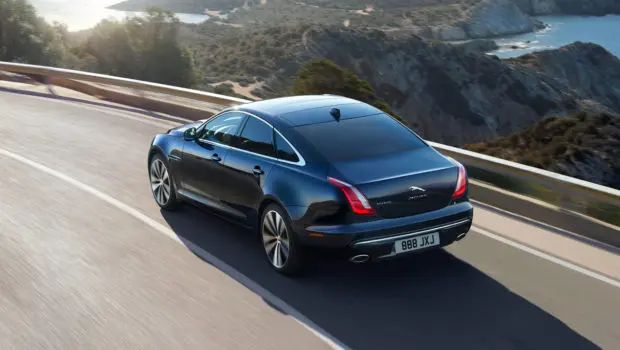 jaguar xj 2019 electric