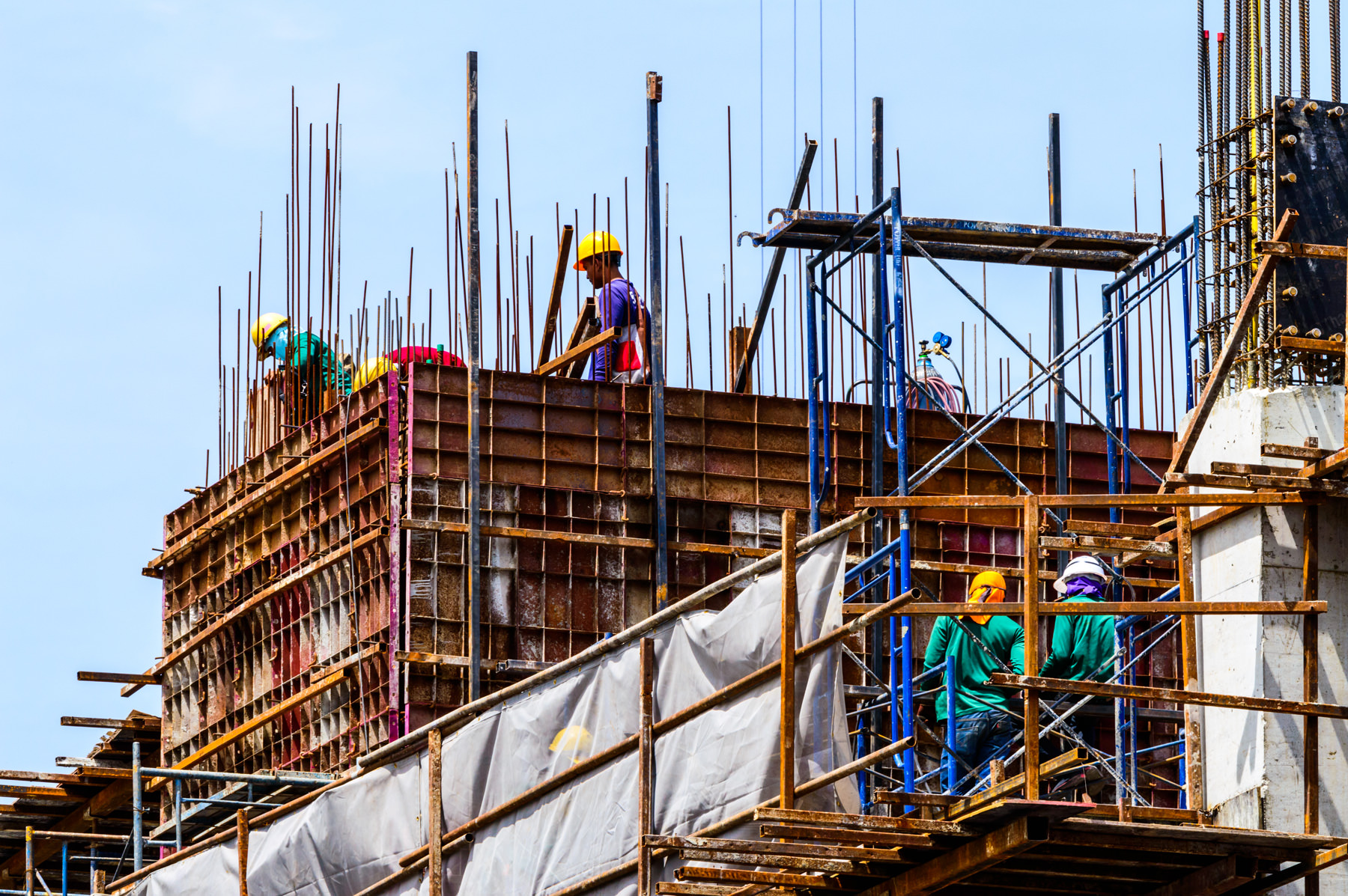 Construction Steel Market Building And Construction Marketing Clear B2b Marketing Agency