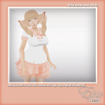 _Epic_ Ruffled Summer School Uniform {Sherbet} Ad
