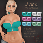 Lana Solid Ad-Bad Apple Designs