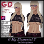 GD O Mg Elemental T for Nerd Hunt