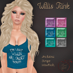 Willis Ad-Bad Apple Designs LJ