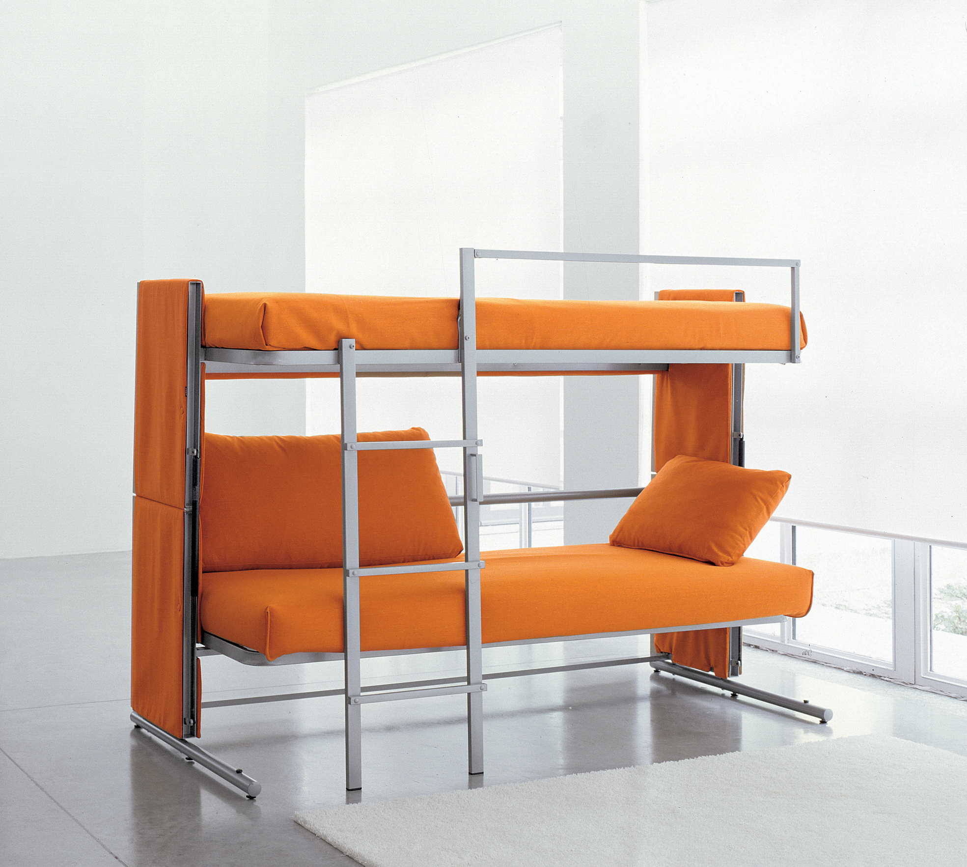 Double Futon Beds Uk Doc A Sofa Bed That Converts In To A Bunk Bed In Two Secounds