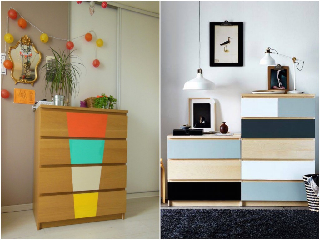 Peindre Meuble Ikea Malm Transformer Un Meuble Ikea La Commode Malm Clem Around