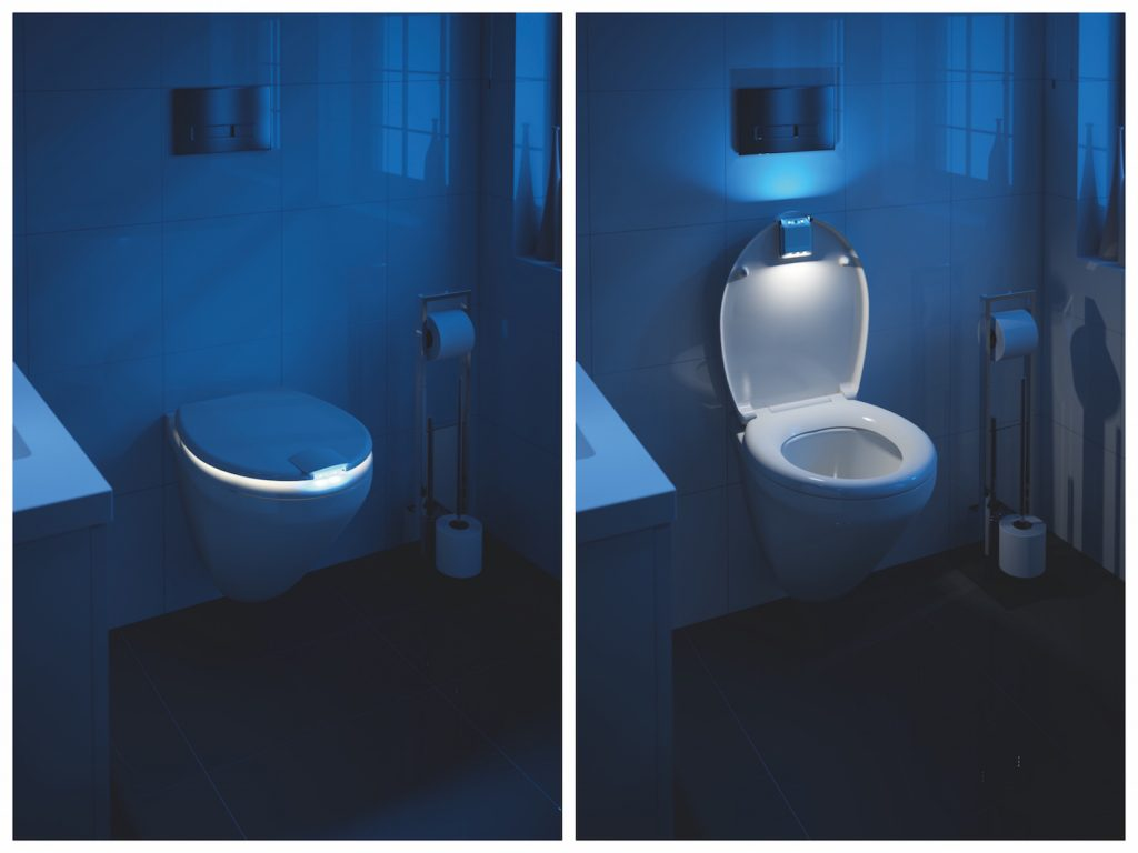 Eclairage Cuvette Wc Salle De Bain Lumineuse Astuce Conseils Clem Around The