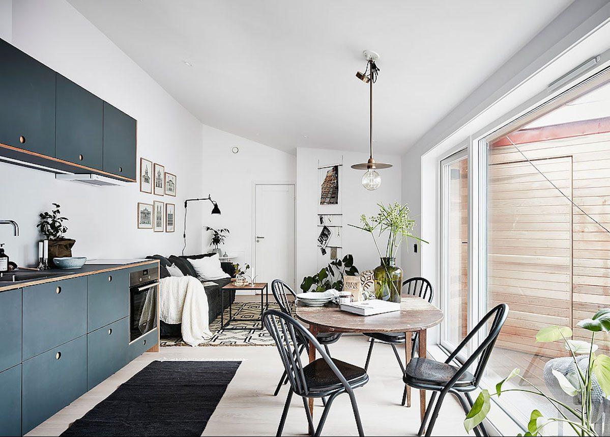 Décoration D\'intérieur Pour Petit Appartement   Studio 28m² Paris ...