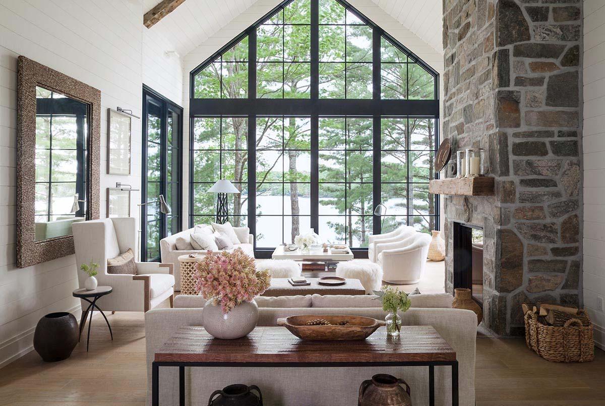 Chambre Rustique Chic | Chambre Rustique Decoration Avec Maison ...