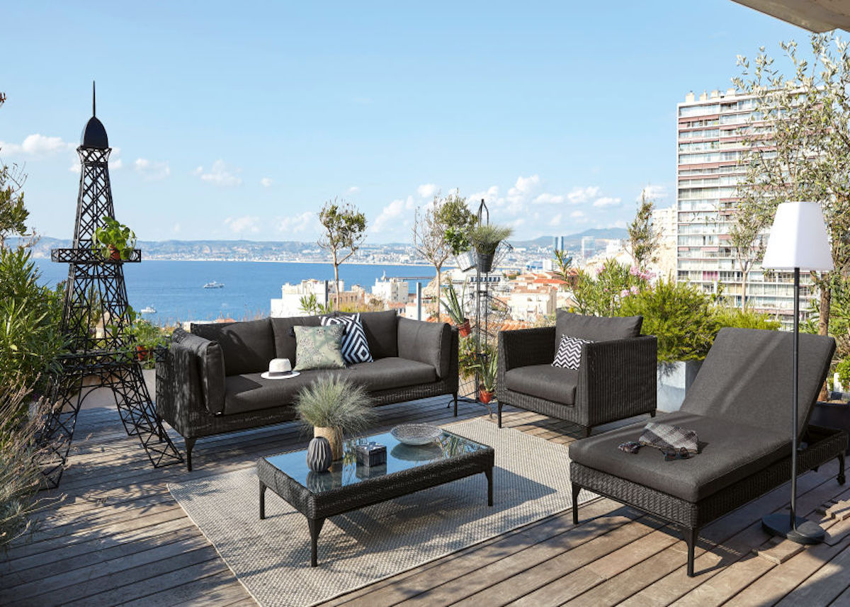 Salon Terrasse Exterieur Avis Mobilier Outdoor Maisons Du Monde Clem Around The Corner