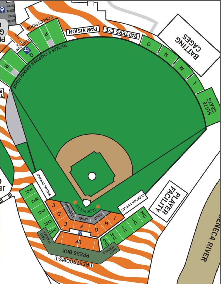 Clemson Athletic Ticket Office \u2014 Clemson Tigers Official Athletics Site