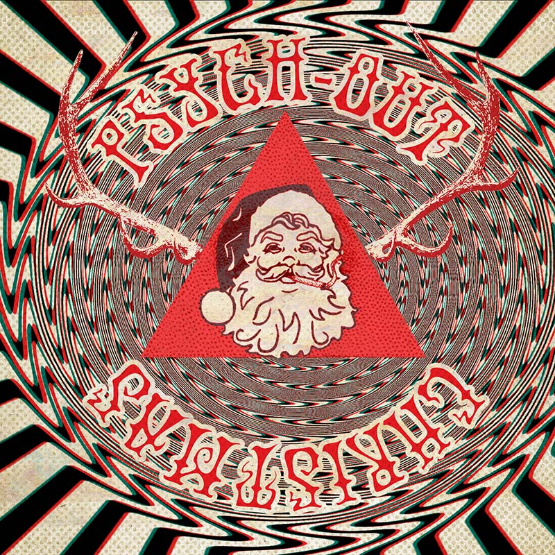 Psych-Out Christmas (CD) \u2013 Cleopatra Records Store