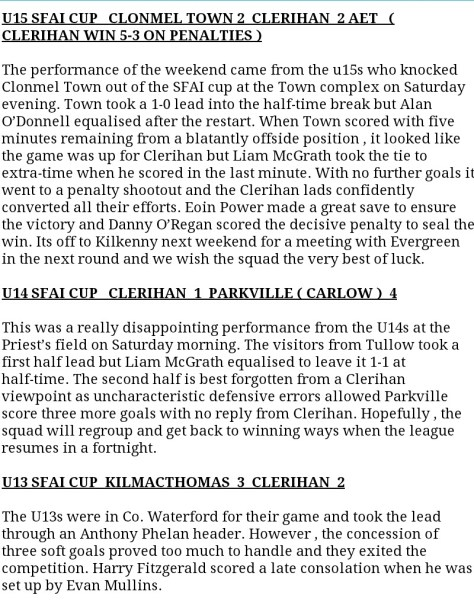 Soccer results and reports 12  131825206255