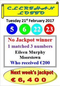 Lotto 21022017
