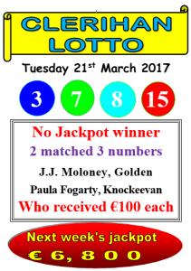 Lotto 21032017