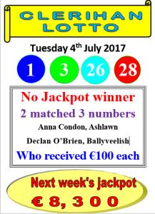 Lotto 04072017