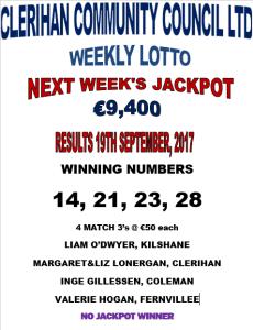 Lotto 19092017