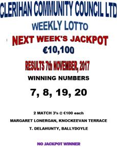 Lotto 07112017