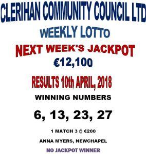 Lotto 10042018