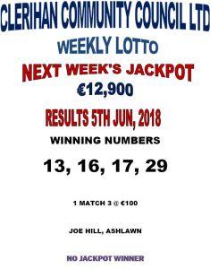 Lotto 05062018