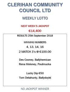 Lotto 25092018