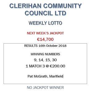 Lotto 16102018