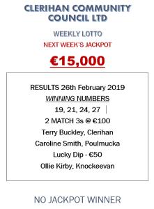 Lotto 26022019