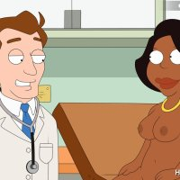Donna Tubbs likes it when handsom doctor is checking out her boobs
