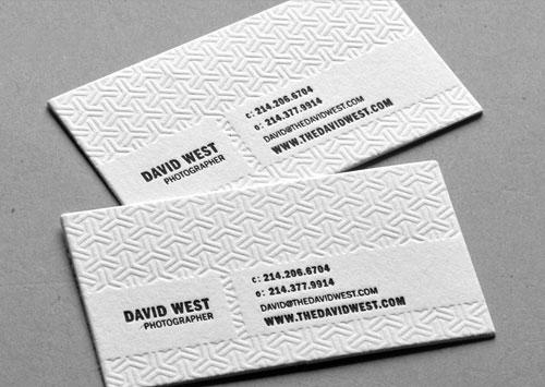 Beautiful Business Cards { part one } \u2013 Clever Bird Banter