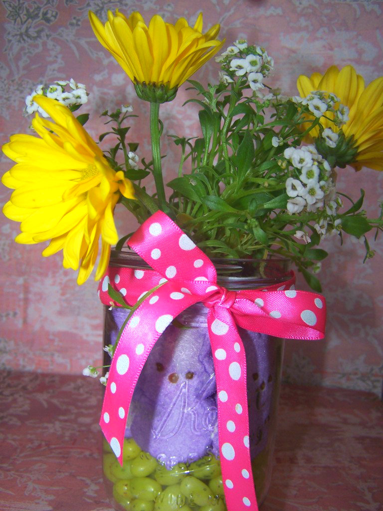 Youtube Tischdeko Ostern Easy And Affordable Easter Centerpiece Clever Housewife