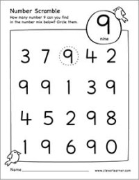 Search Results for Free Printable Number Tracing ...