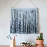 Tie-Dye Wall Hanging - Vintage Blue | Clever Little Monkey