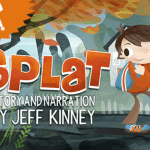 Happy National Book It Day! (Check out SPLAT by Jeff Kinney)