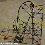 Giveaway: KNEX STEM Explorations Roller Coaster