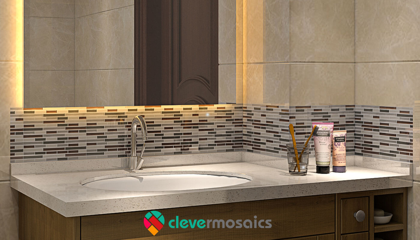 How To Remove Peel And Stick Tiles Clever Mosaics