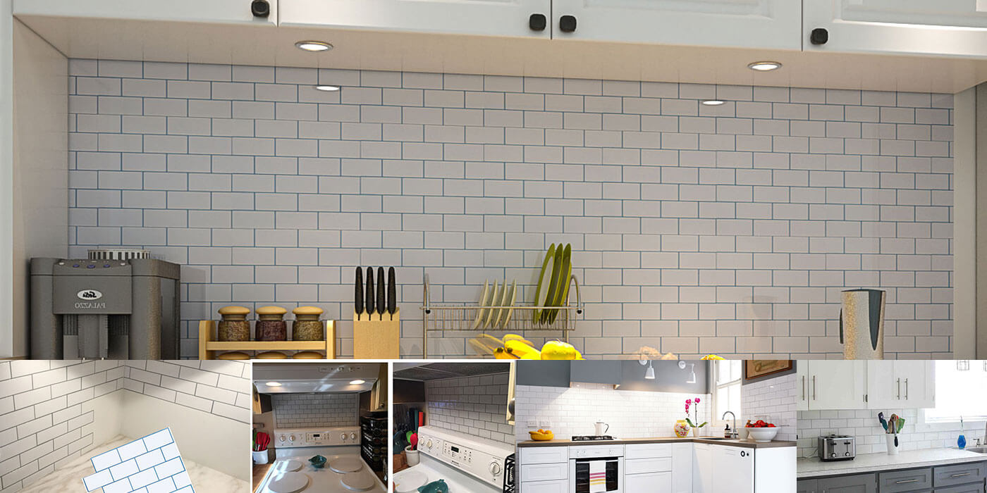 Smart Kitchen Ideas Do It Yourself Diy Smart Kitchen Remodel Ideas Clever Mosaics
