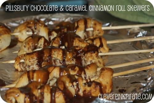 Medium Of Pillsbury Cinnamon Roll Recipes